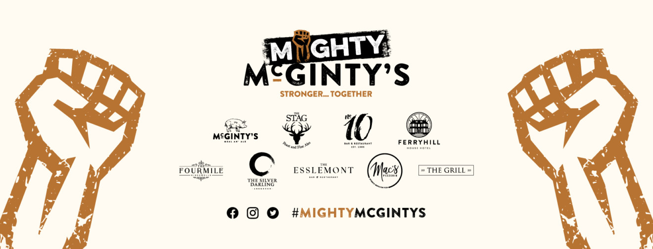 Mighty McGintys