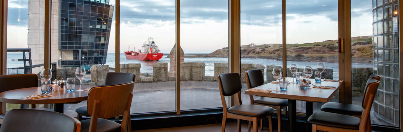 New voyage begins for Aberdeen restaurant